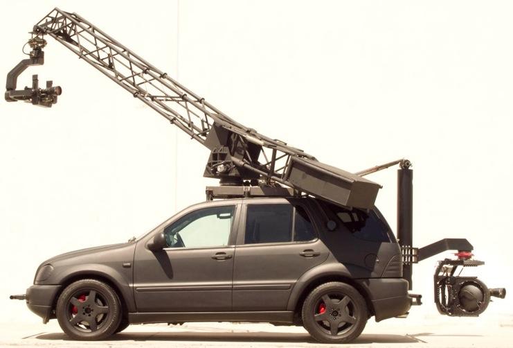 Crane Fly Camera Platform